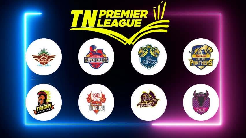 TNPL 2021 Points Table
