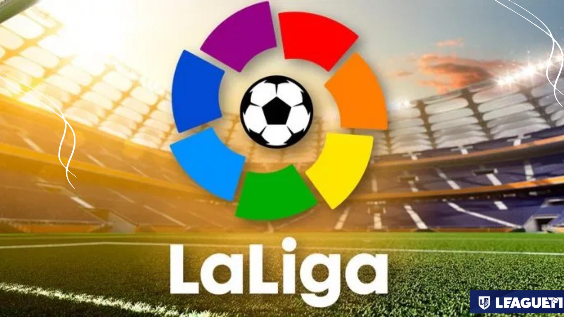 La Liga 2021-22 Points Table