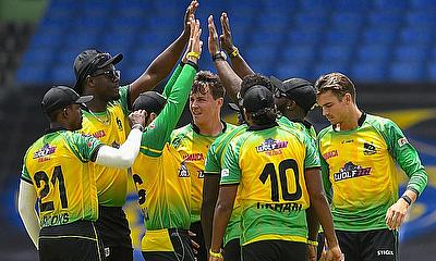 BARBADOS ROYALS VS JAMAICA TALLAWAHS