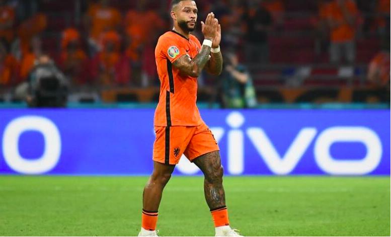 Memphis Netherlands world cup