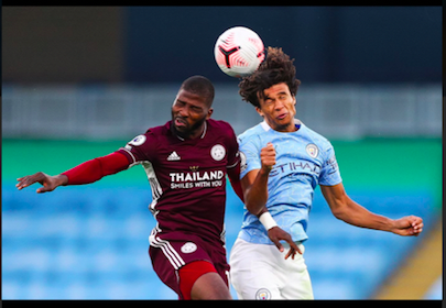 Leicester Man city Premier league