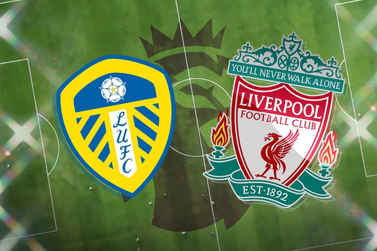 Liverpool Leeds