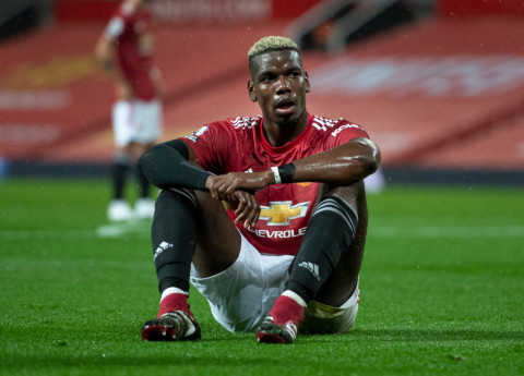 Paul Pogba PP Manchester United Manutd Premier League