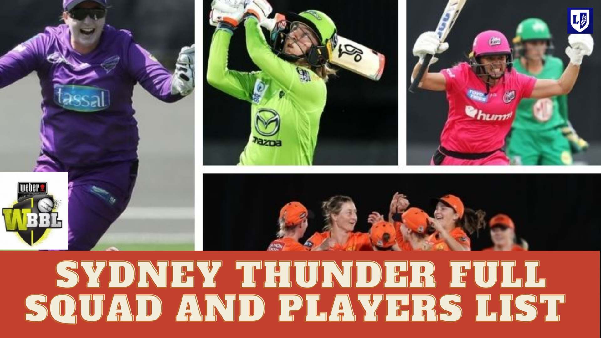 Sydney Thunder Full Squad and Players List