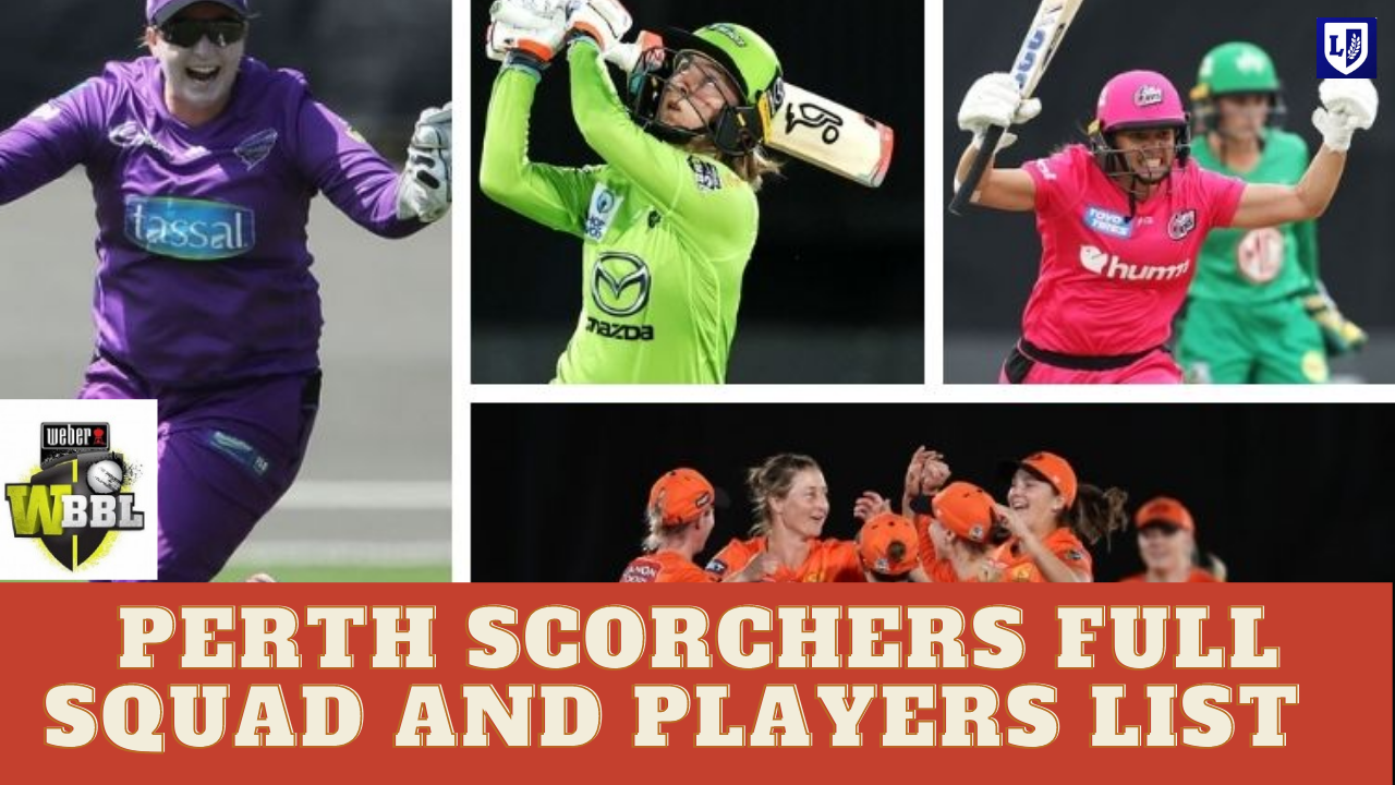 PERTH SCORCHERS FULL SQUAD AND PLAYERS LIST