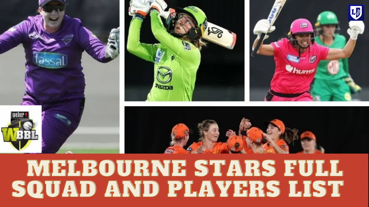 Melbourne Stars Full Squad and Players List